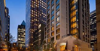 Executive Hotel Le Soleil - Vancouver - Edificio