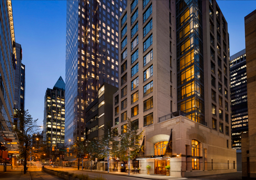 太陽行政酒店 - 溫哥華 - 溫哥華 - 建築