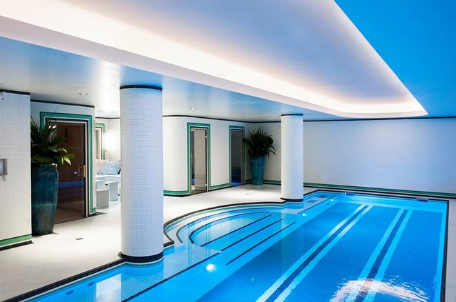 Hôtel Eiffel Blomet - Parijs - Zwembad