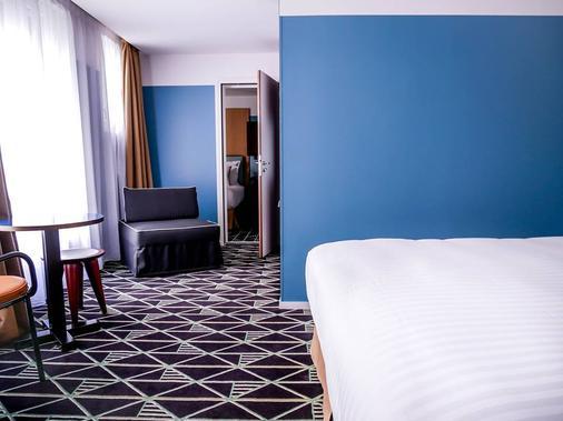 Hôtel Eiffel Blomet - Pariisi - Makuuhuone