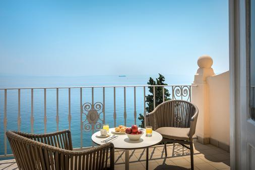 Smart Selection Hotel Lungomare Opatija - Opatija - Balcony
