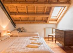 Agriturismo Casa de Bertoldi - Belluno - Slaapkamer