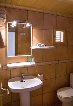 Marblau Hostal - Cala Figuera - Bathroom