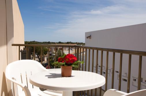 Marblau Hostal - Cala Figuera - Balcony
