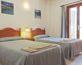 Apartamentos Vistalmar Mallorca - Cala Figuera - Slaapkamer