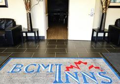 BCMInns - Lloydminster - Lobby