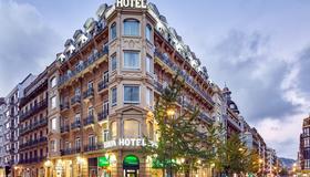Sercotel Hotel Europa - Donostia-San Sebastián - Gebäude