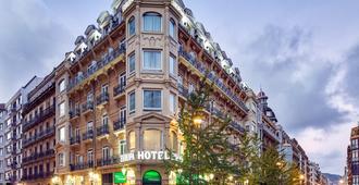 Sercotel Hotel Europa - San Sebastián - Toà nhà