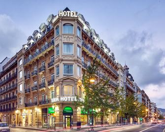 Sercotel Hotel Europa - San Sebastian - Building