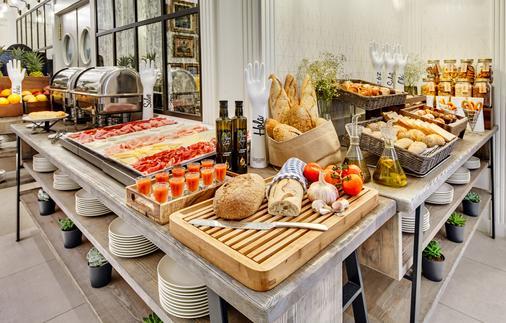Sercotel Hotel Europa - San Sebastian - Buffet