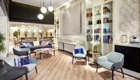 Sercotel Hotel Europa - San Sebastian - Lounge