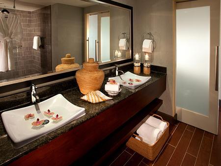 Beach Terrace Inn - Carlsbad - Phòng tắm