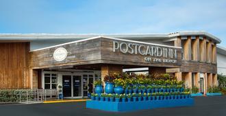 Postcard Inn On The Beach - St. Pete Beach - Gebouw