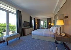 波恩希爾頓酒店 - 波昂 - 波恩(波昂) - 臥室