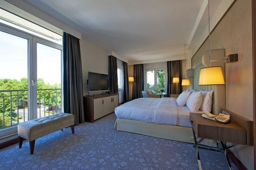 Hilton Bonn - Bonn - Bedroom