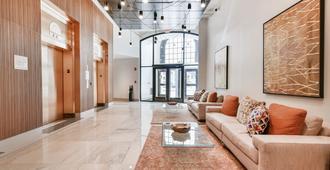 Global Luxury Suites Downtown Boston - בוסטון - לובי