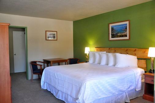小道起點旅館 - 南太浩湖 - 南太浩湖 - 臥室