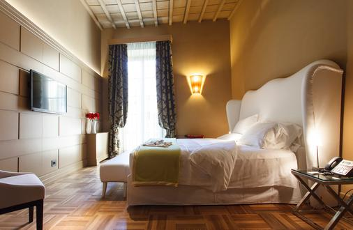 Firenze Number Nine Wellness Hotel - Φλωρεντία - Κρεβατοκάμαρα