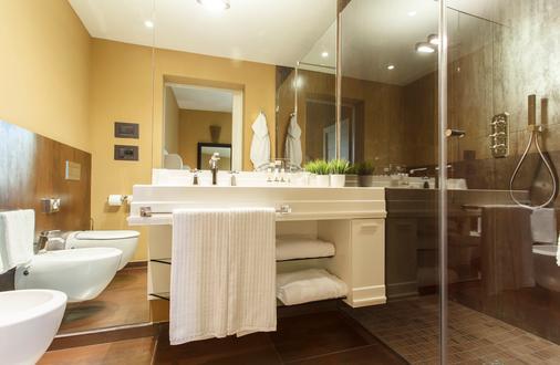 Firenze Number Nine Wellness Hotel - Φλωρεντία - Μπάνιο