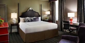 キンプトン サー フランシス ドレイク ホテル - サンフランシスコ - 寝室