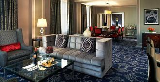 Sir Francis Drake Hotel - San Francisco - Sala de estar