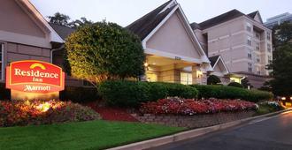 Residence Inn by Marriott Atlanta Buckhead/Lenox Park - Atlanta - Rakennus