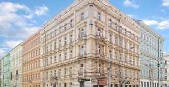 Hotel Atos - Prag - Byggnad