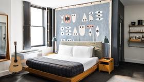 Ace Hotel New York - Nova York - Quarto