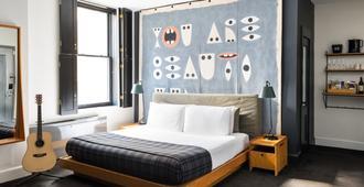 紐約艾斯酒店 - 紐約 - 紐約 - 臥室