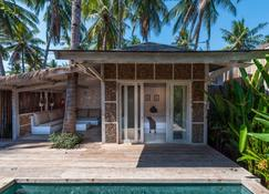 Villas Edenia - Gili Trawangan - Toà nhà