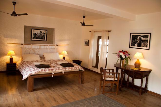 波林斯 3 房酒店 - 加德滿都 - 加德滿都 - 臥室