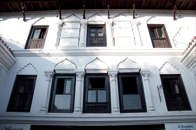波林斯 3 房酒店 - 加德滿都 - 加德滿都 - 建築