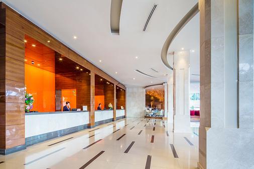 Maple Hotel - Bangkok - Vastaanotto