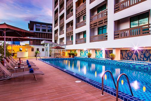 Maple Hotel - Bangkok - Uima-allas