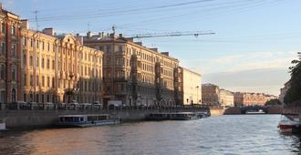 Soul Kitchen - Sankt Petersburg - Zimmerausstattung