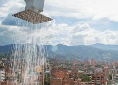 Inntu Hotel - Medellín - Outdoors view