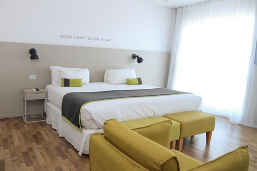 CH Madero Urbano Suites - Buenos Aires - Schlafzimmer