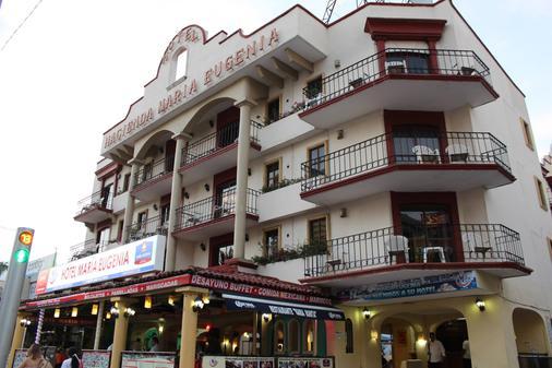 瑪麗亞尤金尼亞莊園飯店 - 阿卡普爾科 - 建築