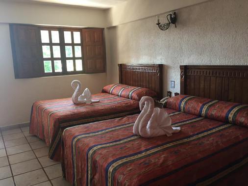 瑪麗亞尤金尼亞莊園飯店 - 阿卡普爾科 - 臥室