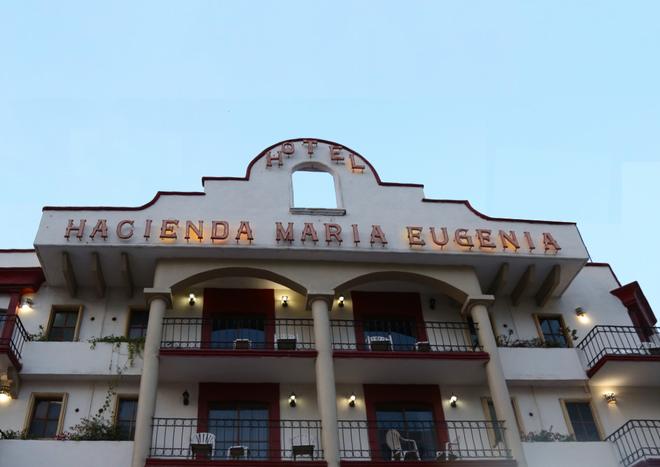 Hotel Hacienda Maria Eugenia - Acapulco - Building