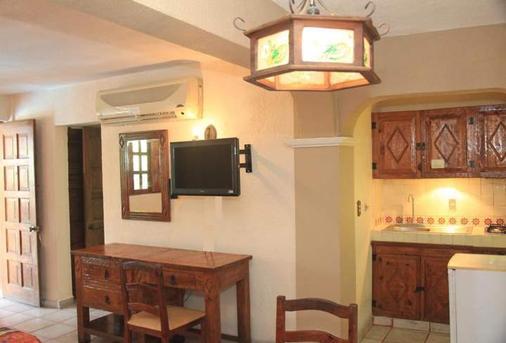 瑪麗亞尤金尼亞莊園飯店 - 阿卡普爾科 - 廚房