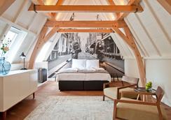 Hotel IX - Άμστερνταμ - Κρεβατοκάμαρα