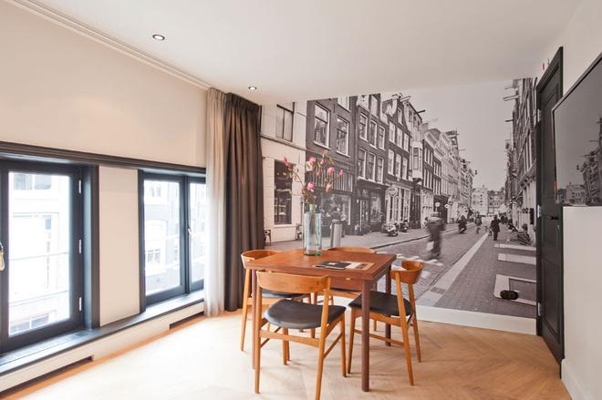 Hotel IX - Άμστερνταμ - Τραπεζαρία