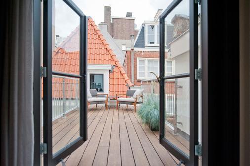 Hotel IX - Amsterdam - Balcony