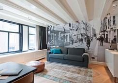 Hotel IX - Amsterdam - Living room