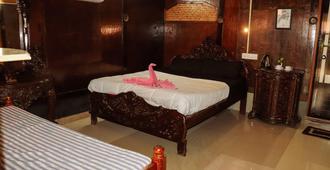 Kerala Bamboo House - Varkala - Bedroom