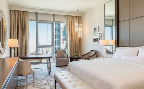 Hilton Dubai Al Habtoor City - Dubai - Phòng ngủ