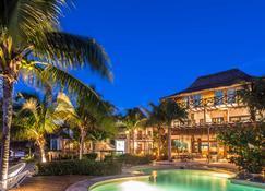 Hotel Villas Flamingos - Holbox - Uima-allas