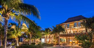 Hotel Villas Flamingos - Holbox - Piscina
