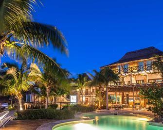Hotel Villas Flamingos - Holbox - Pool